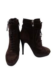 Begagnade platta skor