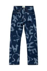 Alphabetti Lilly Jeans