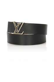 Leather Initial riem