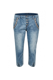HOLLY CROPPED JEANS