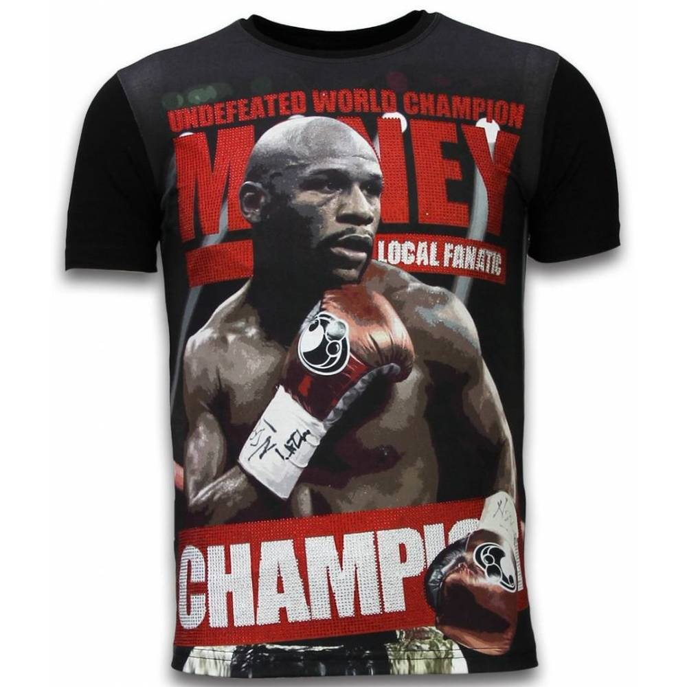 Money Champion - Digital Rhinestone T-shirt