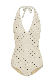 dotted bella swimsuit