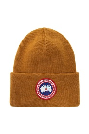 -Logo gepatched hat