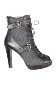 Ankle open toes Boots