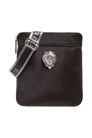 King Nylon Crossbody Flat