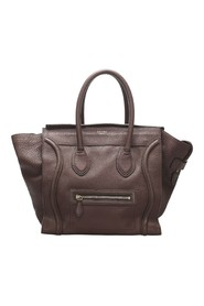 The Luggage Tote Leather Tote Bag