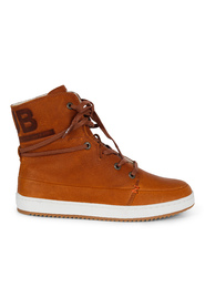 Brun Cognac Hub Chess 2.0 L30 Merlins Vinter Sneakers, BN 968