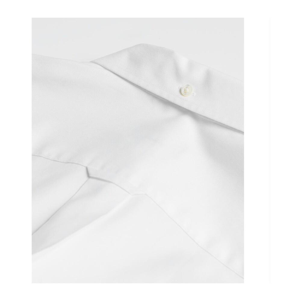 White Shirt overhemd | Gant | Zakelijke Overhemden | Herenkleding