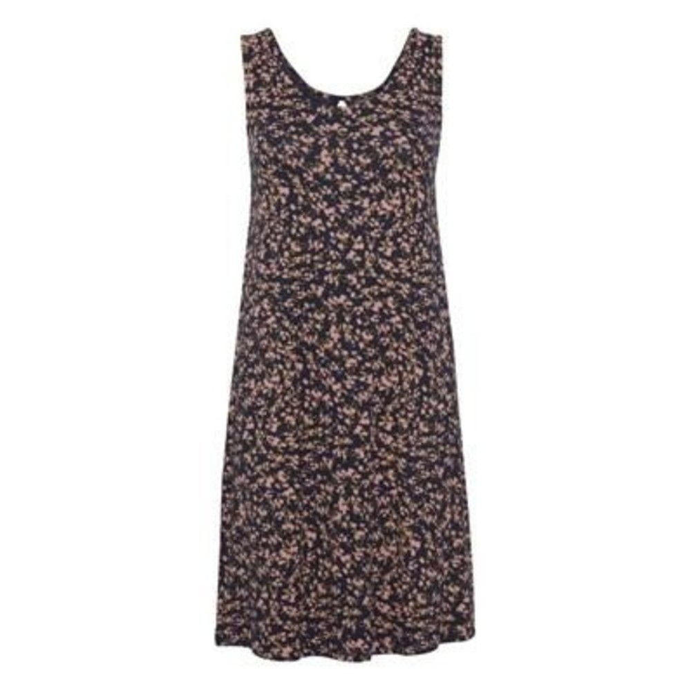 Dress mouwloos total eclipse