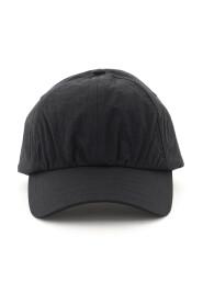 crinkle nylon baseball cap