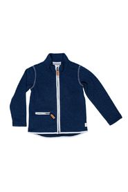 MONDO FLEECE JAKKE NAVY
