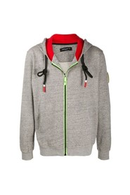Regular sweatshirt with zip