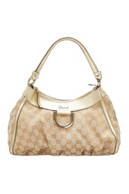 Guccissima Abbey D-Ring Shoulder Bag