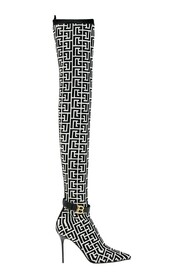 Raven over-the-knee boots