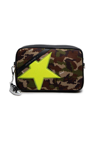 STAR BAG COTRYP FABRIC FRONT PANEL DIAMANT GLITTER STAR