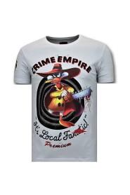 Luxe T-shirt - Crime Empire