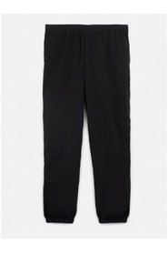 Mesh-Lined Track Pants