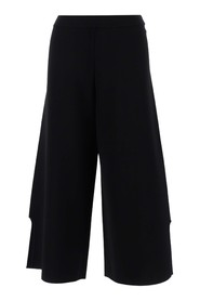 compact knit trouser