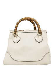 Pre-owned Bamboo Diana Leather Handbag