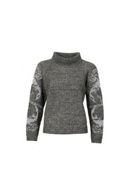 Margit Brandt Queen Knit Grey 1036