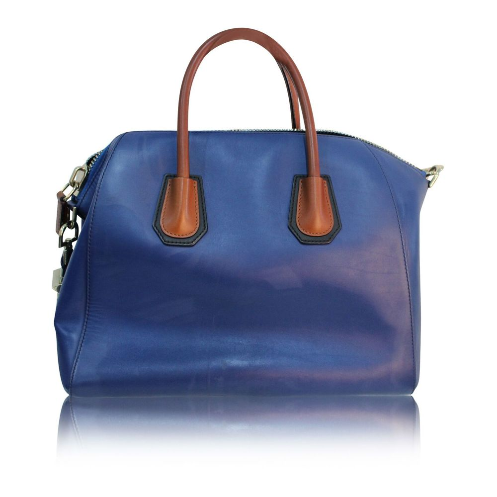 Givenchy Vintage Pre-owned Blue Details Antigona Bag Givenchy Vintage