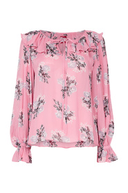Rosa Line Of Oslo Michel Flower Bluse