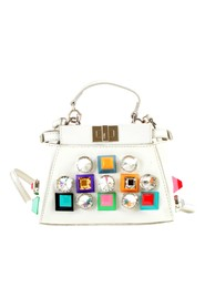 Micro Peekaboo Satchel Bag