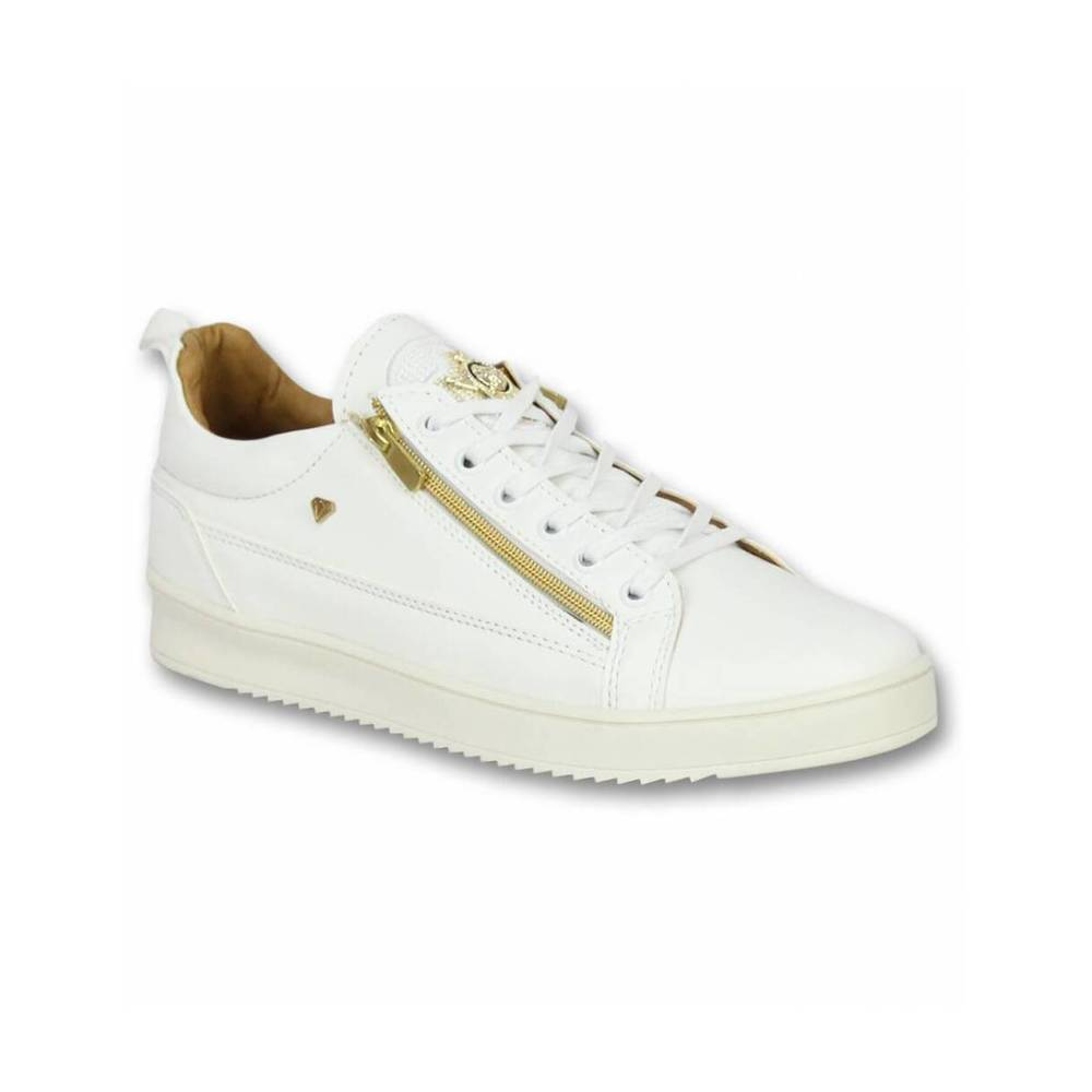 White Sneaker | Cash Money | Sneakers | Herenschoenen