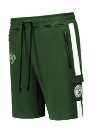 F.C. POCKET SHORT FORREST GREEN