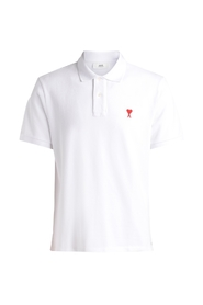 Polo with logo