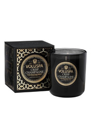 Boxed Candle - Crisp Champagne Duftlys