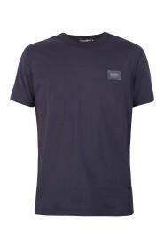 Logo insert T-shirt