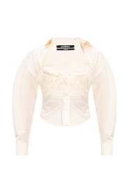 Tovallo long-sleeved top
