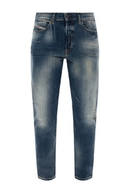 D-Fining Raw Edge Jeans