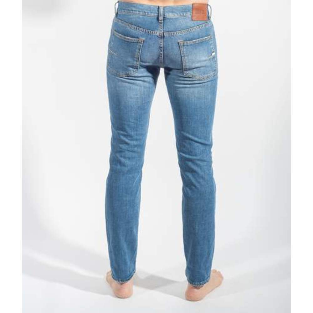 Blue Jeans | Mauro Grifoni | Skinny Jeans | Damer Jeans LPeTE