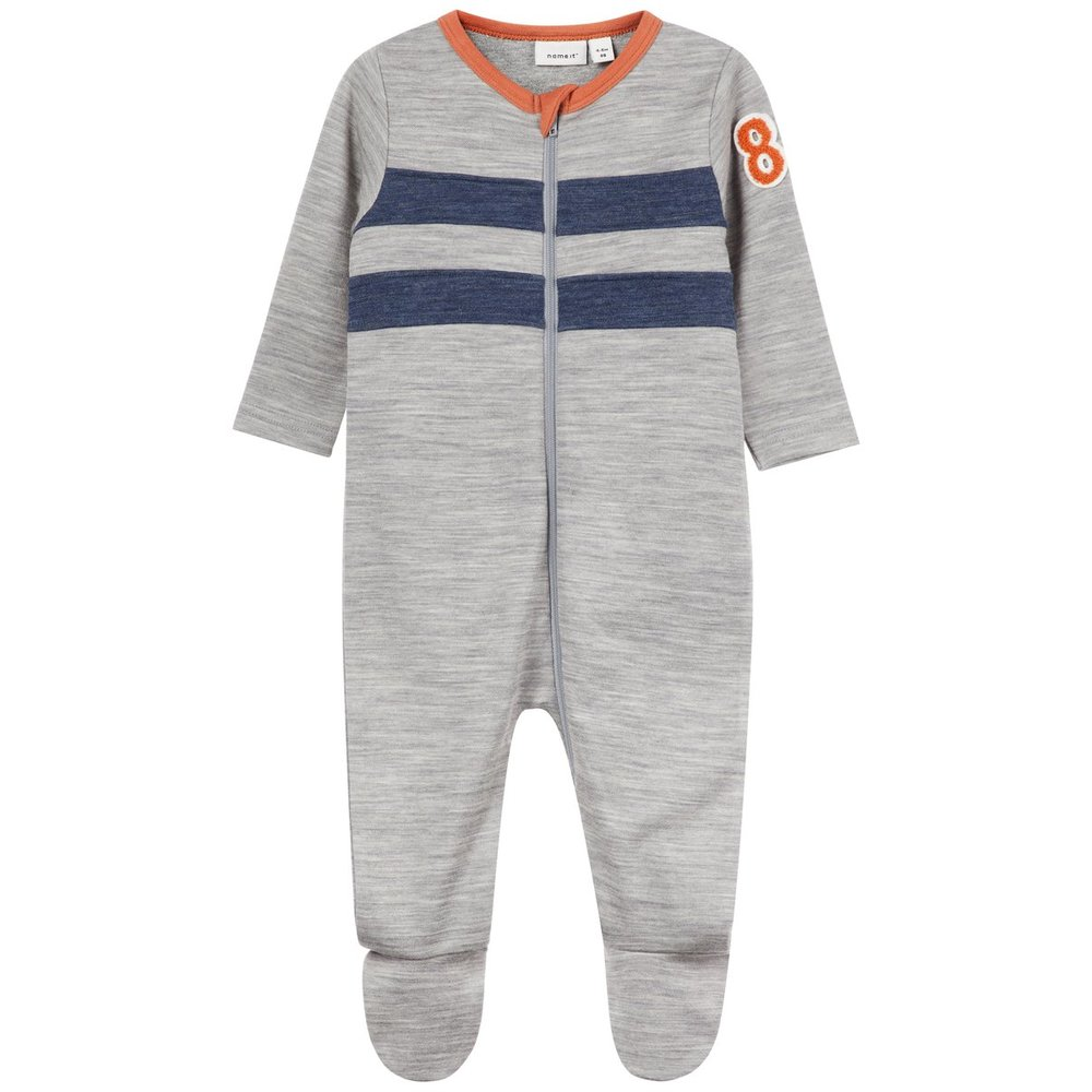 Nightsuit wool-cotton