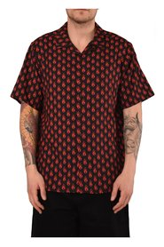 RED FLAME SHIRT