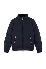 Fleece Lined Down Jacket