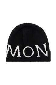 Logo-Embroidered Hat