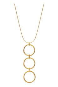 Necklace Tabitha 3 Circle