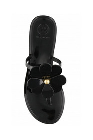 Flower Jelly Thong Sandal