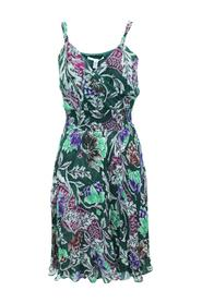 Printed Dress -Pre Owned Condition Good