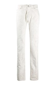 CHALK MARBLE WASH DENIM