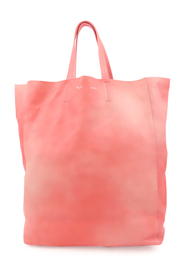 Vertical Cabas Tote Leather Calf