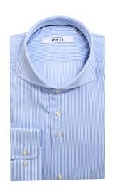 Slimfit Stripe Skjorte