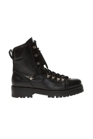 'Franka' heeled ankle boots