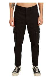 Cropped Utility Pant
