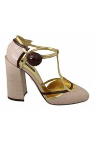 Ankle Strap Heels Sandals Shoes