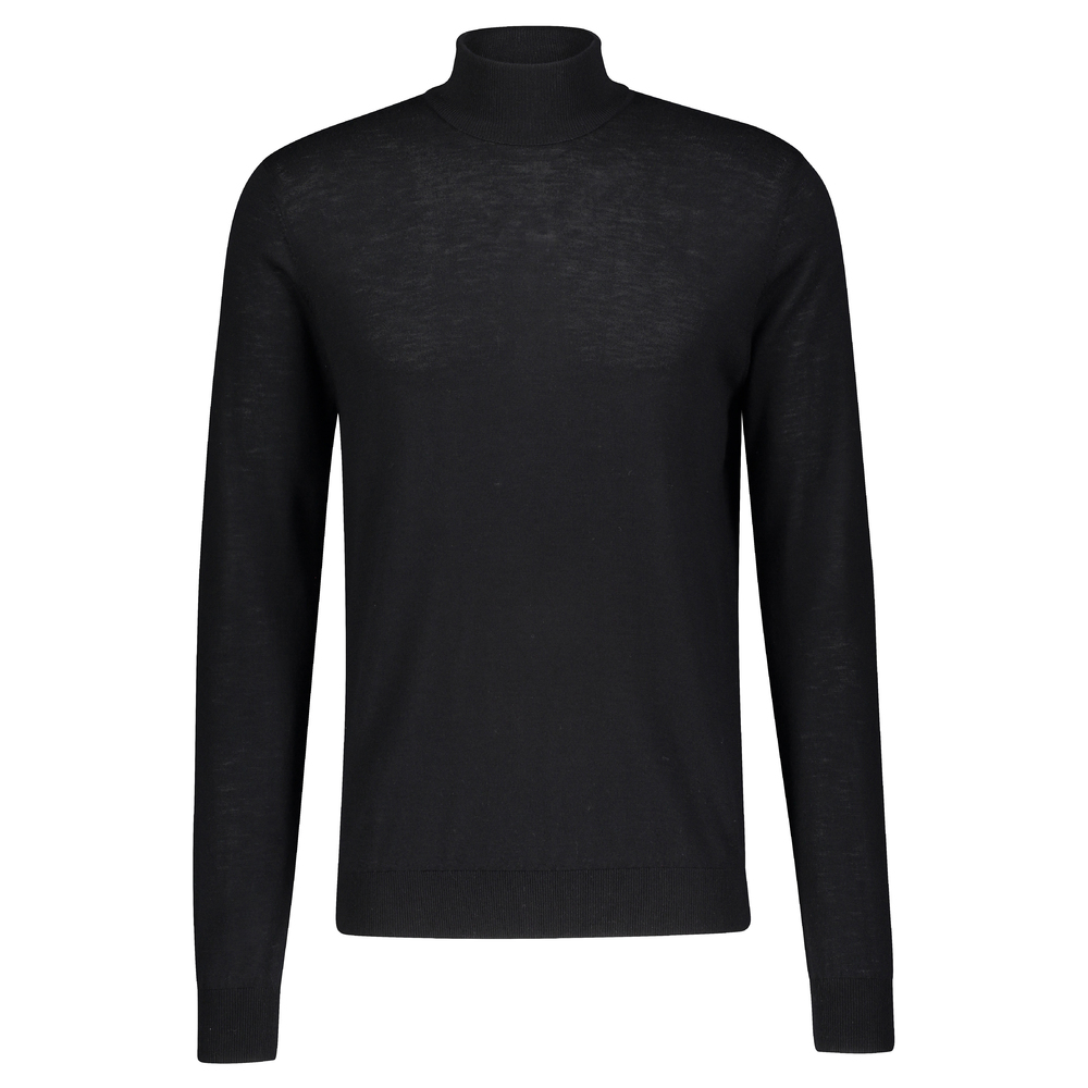 Black Turtle Merino Knit  Matinique  Gensere - Herreklær er billig
