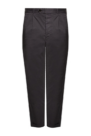 Matford pleat-front trousers